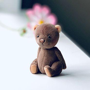 Куклы и игрушки ручной работы. Ярмарка Мастеров - ручная работа Мишка тедди Трюфель. Handmade.