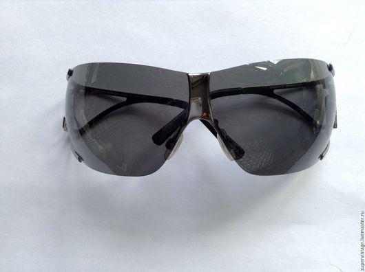 Винтажная одежда и аксессуары. Ярмарка Мастеров - ручная работа. Купить DOLCE GABBANA очки от солнца, оригинал. Handmade. Черный