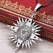 Фен-шуй и эзотерика handmade. Livemaster - original item Talisman of the Rose and cross-symbol of the Order of the Golden Dawn. Handmade.