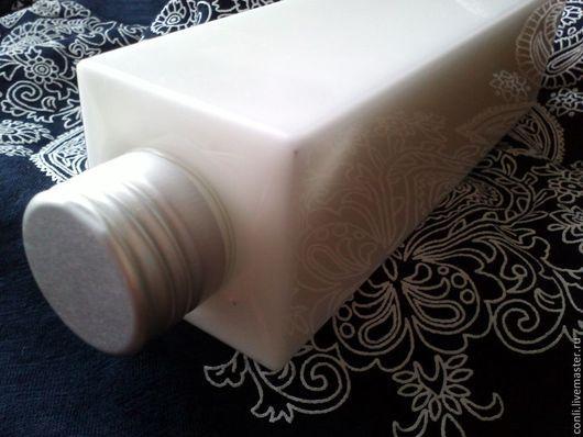 Молочко для тела ручной работы. Ярмарка Мастеров - ручная работа. Купить Подтягивающее молочко для тела с эластином и комплексом Липофирм. Handmade.