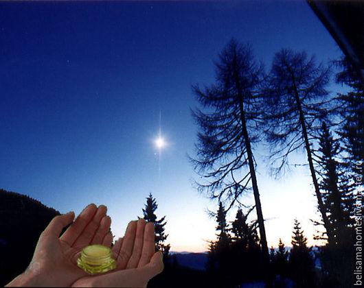 """Натуральные духи ручной работы. Ярмарка Мастеров - ручная работа. Купить """"Свет одинокой Звезды"""" - арома-бальзам, твердые духи. Handmade."""