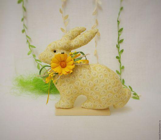 Подарки на Пасху ручной работы. Ярмарка Мастеров - ручная работа. Купить Пасхальные кролики. Пасхальный подарок. Пасха.. Handmade.