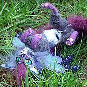 Куклы и игрушки ручной работы. Ярмарка Мастеров - ручная работа Лис по имени Орион. Handmade.