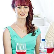 Одежда ручной работы. Ярмарка Мастеров - ручная работа Платье подружки невесты-1. Handmade.