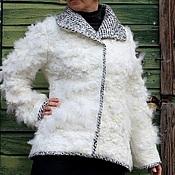 """Одежда ручной работы. Ярмарка Мастеров - ручная работа Жакет валяный """"Лапландия"""". Handmade."""