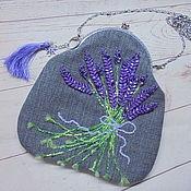 Сумки и аксессуары handmade. Livemaster - original item Women`s bag with embroidery