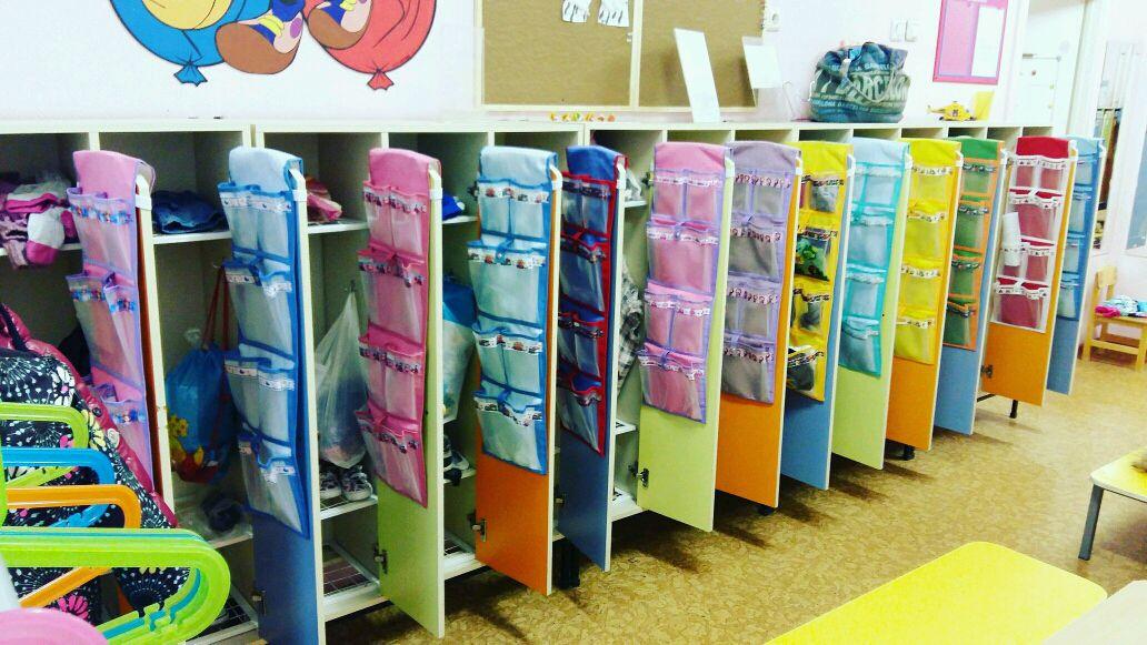 Как сделать кармашек на шкафчик в детский сад