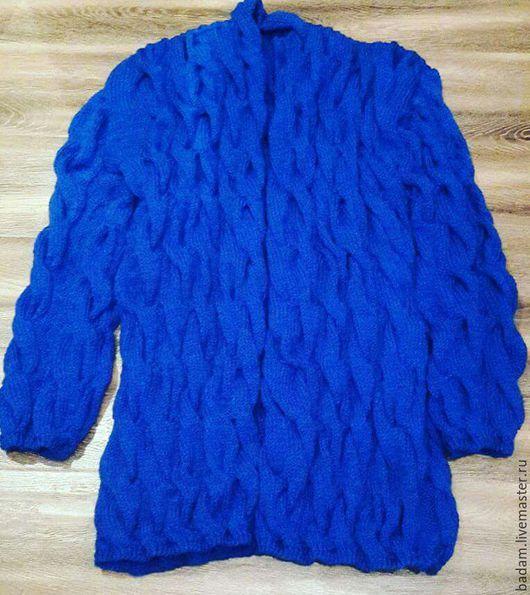 Пиджаки, жакеты ручной работы. Ярмарка Мастеров - ручная работа. Купить Кардиган. Handmade. Кардиган, кардиган женский, кардиган спицами