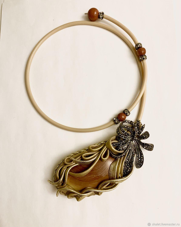 Memory AGNES Necklace, Necklace, Kaluga,  Фото №1