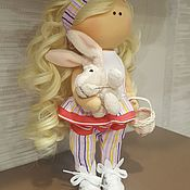 Куклы и пупсы ручной работы. Ярмарка Мастеров - ручная работа Куклёна. Handmade.