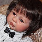 Куклы и игрушки ручной работы. Ярмарка Мастеров - ручная работа Левушка  Olivia by Anne Timmermann. Handmade.