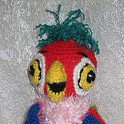 Куклы и игрушки ручной работы. Ярмарка Мастеров - ручная работа Блудный попугай Кеша младший. Handmade.