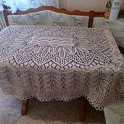 Для дома и интерьера ручной работы. Ярмарка Мастеров - ручная работа скатерть прямоугольная. Handmade.