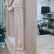 Для дома и интерьера ручной работы. Ярмарка Мастеров - ручная работа Камин (заготовка). Handmade.