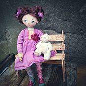 Куклы и пупсы ручной работы. Ярмарка Мастеров - ручная работа Куколка.Забронирована.. Handmade.