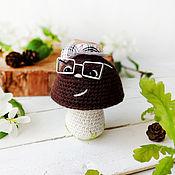 Куклы и игрушки handmade. Livemaster - original item Mushroom boletus. interior toy. Handmade.
