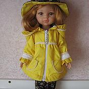 Куклы и игрушки ручной работы. Ярмарка Мастеров - ручная работа Осенний комплект одежды для кукол Паола Рейна. Handmade.