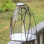 Цветы и флористика handmade. Livemaster - original item The Floriana. Geometric freeform Floriana FRIFORM. Handmade.