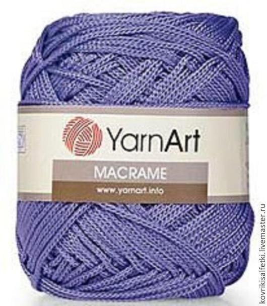 Вязание ручной работы. Ярмарка Мастеров - ручная работа. Купить Пряжа Macrame YarnArt. Handmade. Пряжа, пряжа для вязания сумок