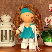 Куклы Тильда ручной работы. Ярмарка Мастеров - ручная работа КУКЛЫ БОЛЬШЕНОЖКИ. Handmade.