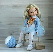 Куклы и игрушки ручной работы. Ярмарка Мастеров - ручная работа Кукла игровая ПАОЛА РЕЙНА на шарнирном теле. Handmade.