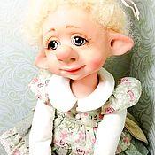 """Куклы и пупсы ручной работы. Ярмарка Мастеров - ручная работа """"Ниночка"""" Букашечка. Handmade."""