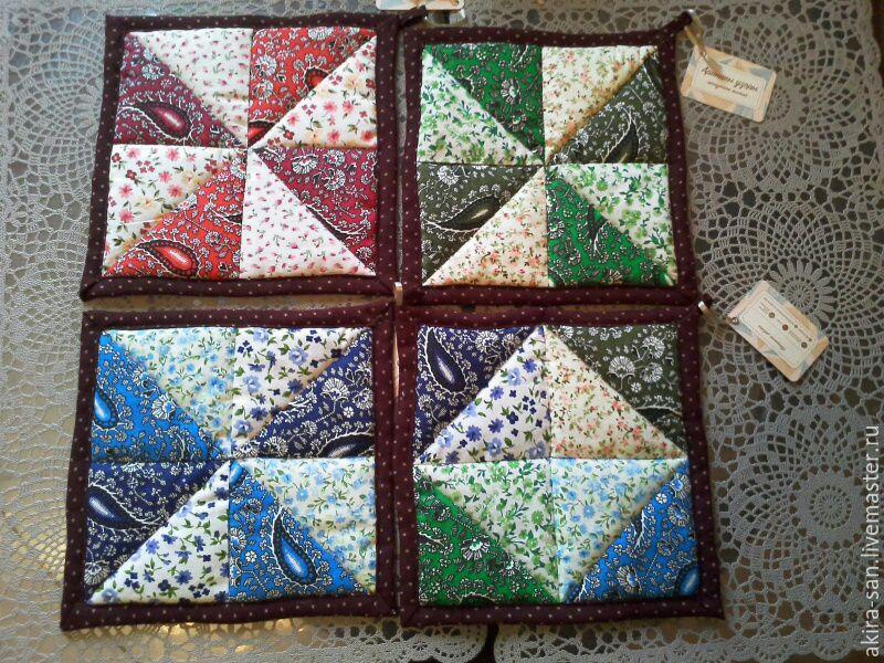 Лоскутное шитье для дачи своими руками