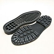 Материалы для творчества handmade. Livemaster - original item Mariot men`s sole. Handmade.