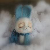 Зайчик Сплюшка