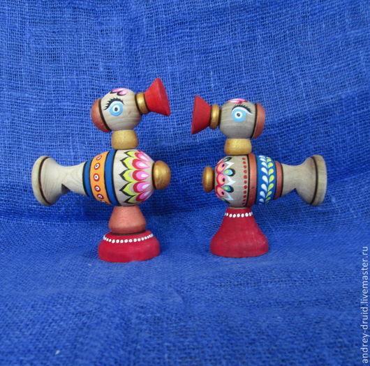 Развивающие игрушки ручной работы. Ярмарка Мастеров - ручная работа. Купить Игрушка свистулька средняя. Handmade. Игрушка ручной работы