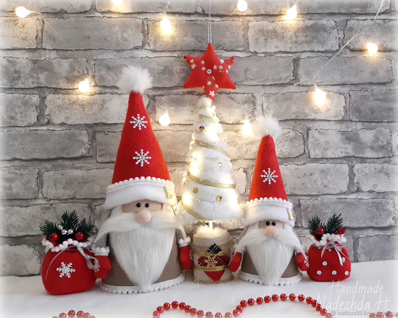 Два Мороза!, Мягкие игрушки, Тула,  Фото №1
