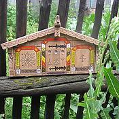 Фен-шуй и эзотерика handmade. Livemaster - original item a house in the village. Handmade.