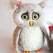 Куклы и игрушки handmade. Livemaster - original item Sovushka