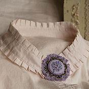 Украшения handmade. Livemaster - original item The Brooch Is Marvelous Lilac. Handmade.