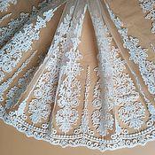 Материалы для творчества handmade. Livemaster - original item Embroidery braid trim Monika. In stock!. Handmade.