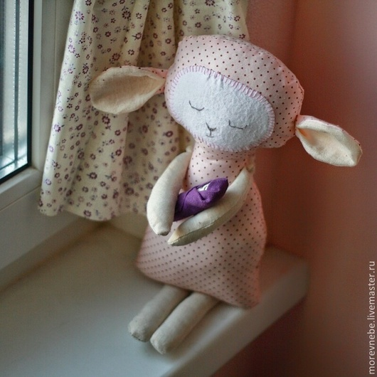 Игрушки животные, ручной работы. Ярмарка Мастеров - ручная работа. Купить Куклы текстильные. Handmade. Текстильная игрушка, текстильная кукла