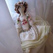 """Куклы и игрушки ручной работы. Ярмарка Мастеров - ручная работа Кукла Тильда балерина """"Белый лебедь"""". Handmade."""