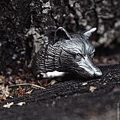 """Украшения ручной работы. Ярмарка Мастеров - ручная работа Кольцо """"Волчица"""". Handmade."""