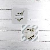 Этикетки ручной работы. Ярмарка Мастеров - ручная работа Наклейки квадратные - 9 на 9 см. Handmade.