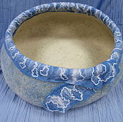 """Для домашних животных, ручной работы. Ярмарка Мастеров - ручная работа Лежаночка для животных 100% из шерсти """" В облаках"""". Handmade."""
