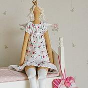 Куклы и игрушки ручной работы. Ярмарка Мастеров - ручная работа Комплект Тильда Принцесска с сердцем. Handmade.