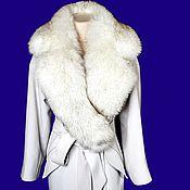Одежда handmade. Livemaster - original item Coat The Snow Queen. Handmade.