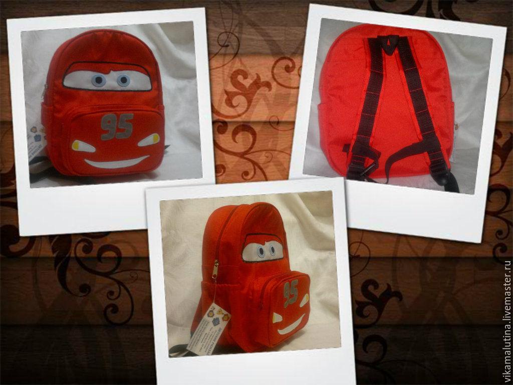 Детские рюкзаки для подарков на новый год