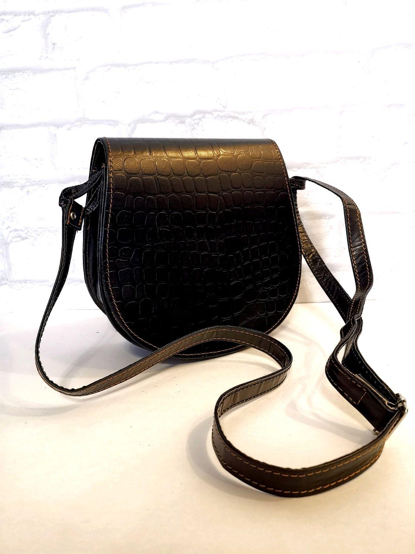 Женские сумки ручной работы. Ярмарка Мастеров - ручная работа. Купить Сумка из натуральной кожи. Handmade. Женская сумка