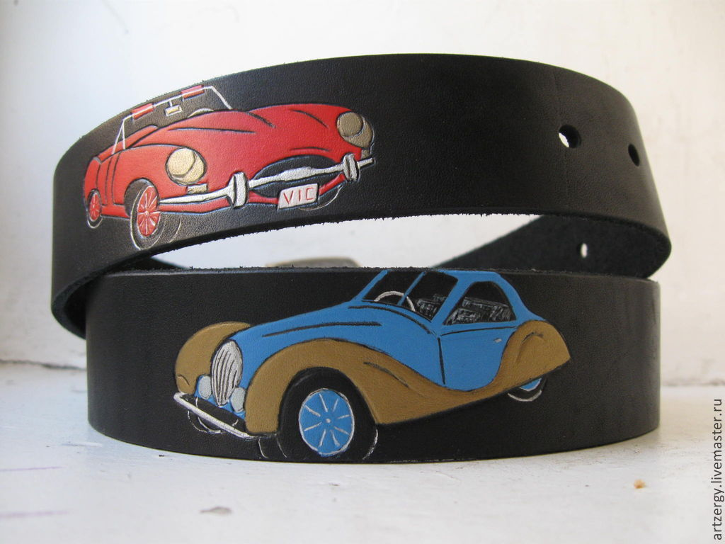 strap leather JAGUARS, Straps, Moscow,  Фото №1