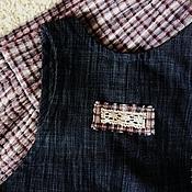 "Одежда ручной работы. Ярмарка Мастеров - ручная работа Сарафан ""Барышня"". Handmade."