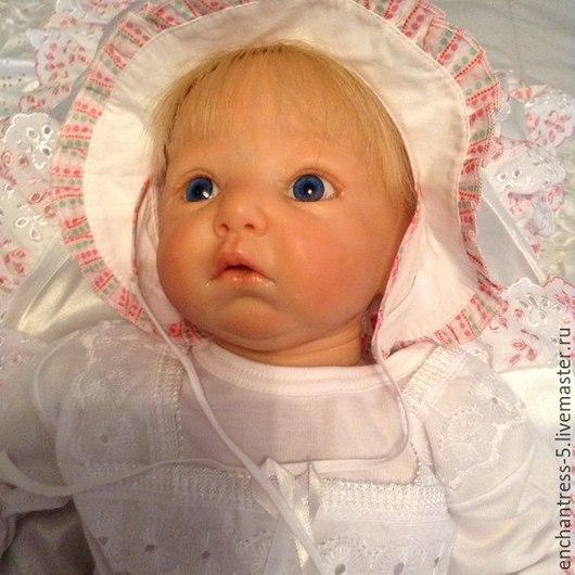 Куклы-младенцы и reborn ручной работы. Ярмарка Мастеров - ручная работа. Купить Кукла реборн Лола. Handmade. Кремовый, красавица