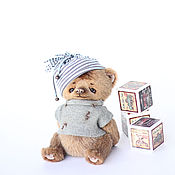 Куклы и игрушки ручной работы. Ярмарка Мастеров - ручная работа Тишка. Handmade.