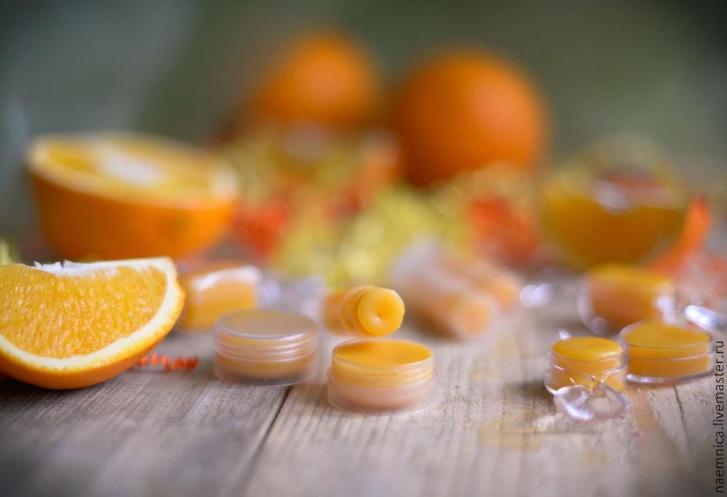 Косметике апельсины