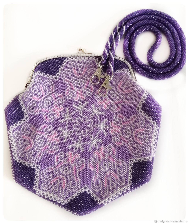 Handbag with clasp ' LACE', Clasp Bag, Smolensk,  Фото №1